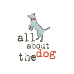 pet business logo design All About The Dog
