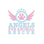 animal rescue logo design for Angels For Animals