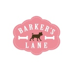 dog boutique logo design for Barker's Lane
