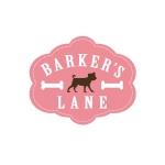 dog boutique logo design for Barker's Lane