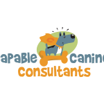 pet business logo design for Capable Canine Consultants