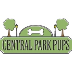 pet business logo design for Central Bark Pups