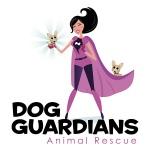 pet business logo design Dog Guardians Animal Rescue