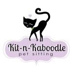 pet business logo design for Kitten n' Kaboodle Pet Sitting