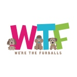 pet business logo design for WTF