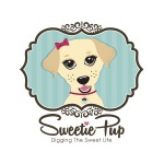 pet blogger logo design for Sweetie Pup