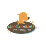 pet business logo design Snugglemeisters Pet Sitting