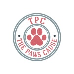 pet business logo design for The Paws Cause
