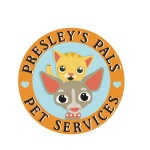 pet sitting logo design for Presleys Pals