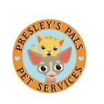 pet sitting logo design for Presleys Pals