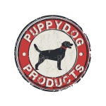 pet business logo design for Puppydog Products