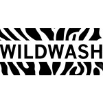 Pet grooming logo design for pet product manufacturer WildWash